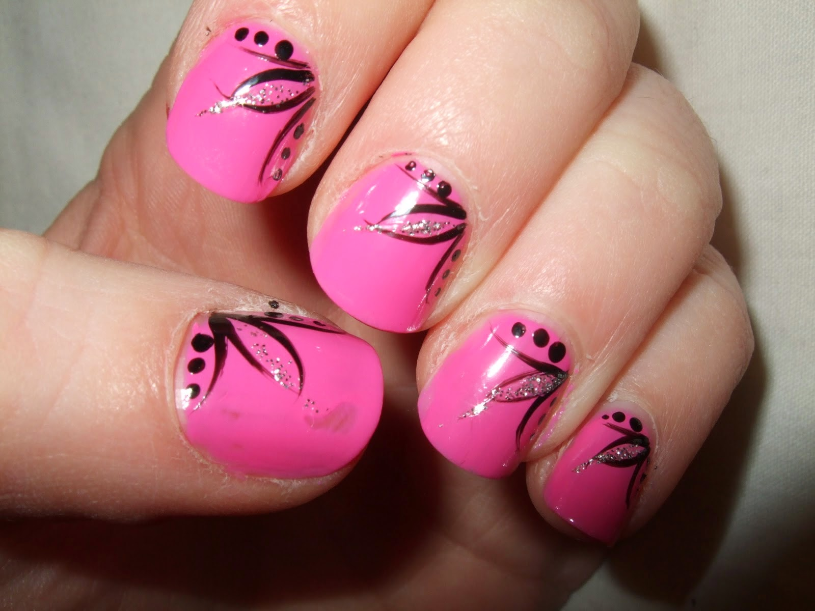 Nail design nail art designs easy nail art designs prinsesfo Image collections