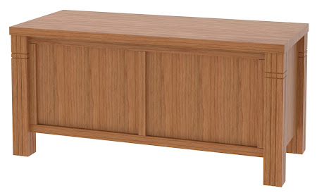 Matching Furniture Piece: Phoenix Cedar Chest in Manor Hickory