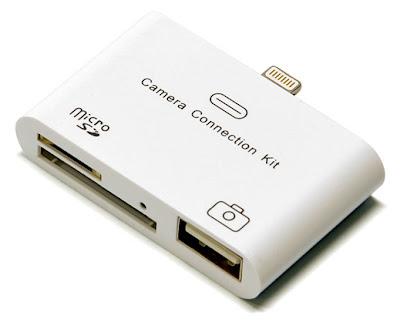 JTT iPad用マルチカメラリーダー for Lightning IPMCRL