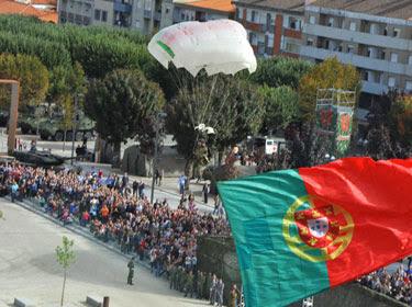 Exército português exibiu capacidades e meios militares em Lamego