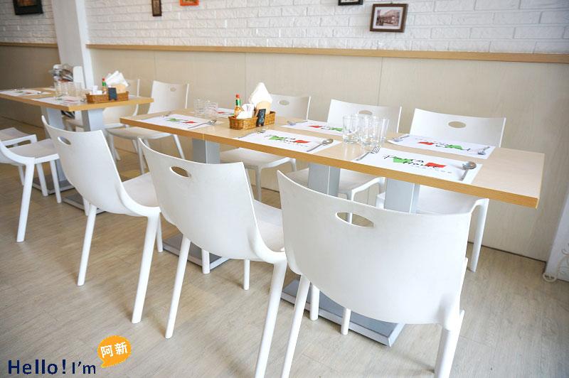 台中西區義大利餐廳,洋風義大利餐廳-4
