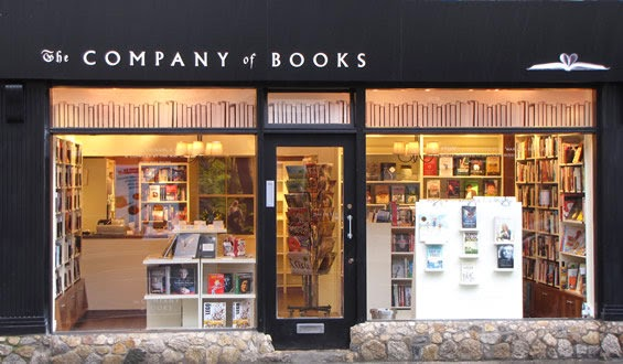 The company of books. From 28 Best Bookshops in Dublin