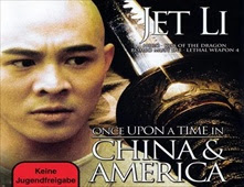 فيلم Once Upon a Time in China and America