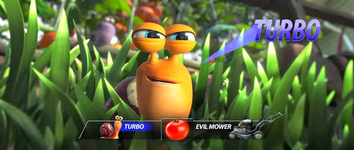 Screen Shot Of Hollywood Movie Turbo (2013) In Hindi English Full Movie Free Download And Watch Online at Alldownloads4u.Com