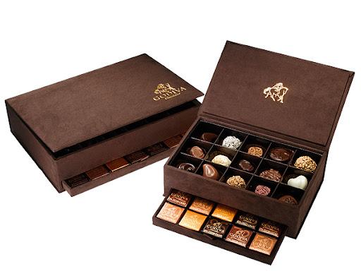 Bruselas Valonia: Chocolates y bombones Godiva: los mejores del mundo