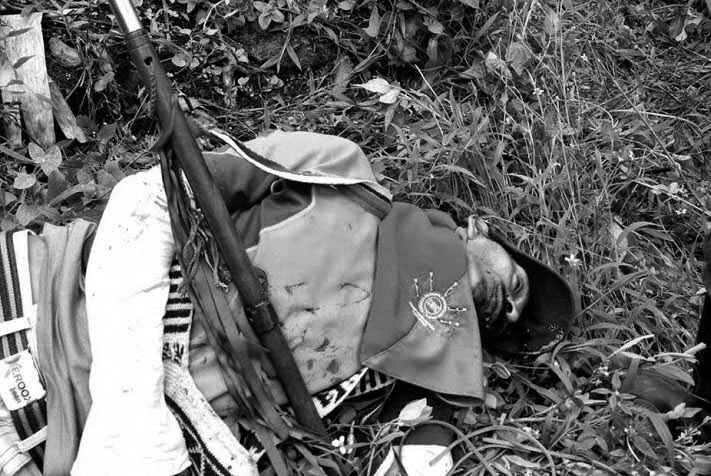 La vida, la dignidad, y la pervivencia de los pueblos indígenas amenazada y asesinada por actores armados