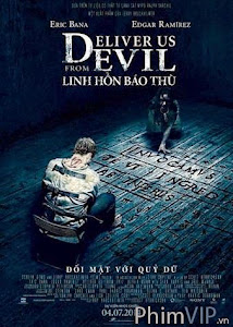 Linh Hồn Báo Thù - Deliver Us From Evil poster