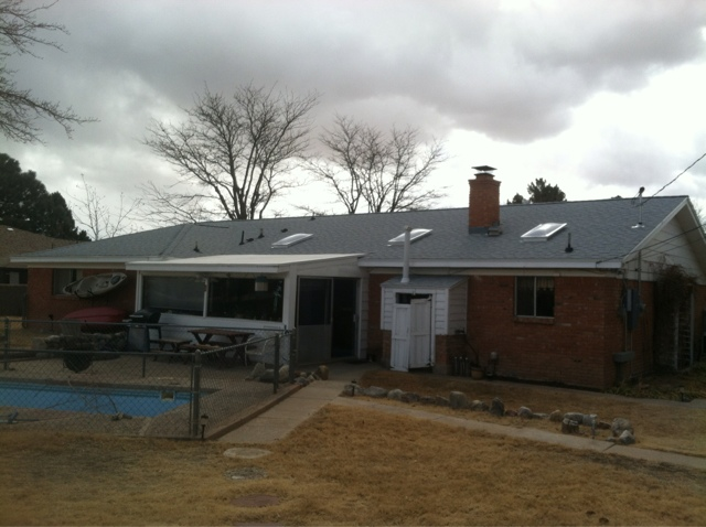 Xquisite Custom Homes Inc Roofing Shasta White