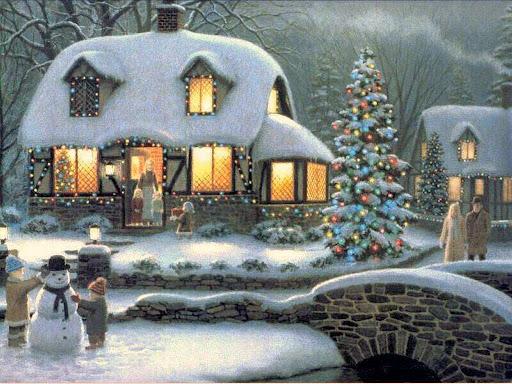 6 weihnachtsbilder landschaften gif sammlungen. Black Bedroom Furniture Sets. Home Design Ideas