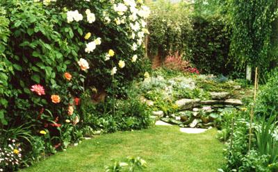 Resultado de imagen de jardines frondosos