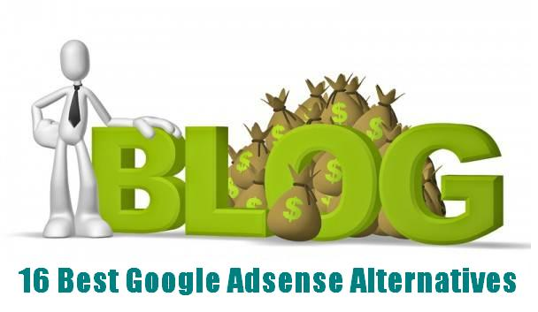 16 Best Google Adsense Alternatives