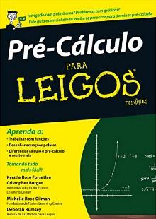 pr%C3%A9 c%C3%A1uculo Download   Pré Calculo Para Leigos