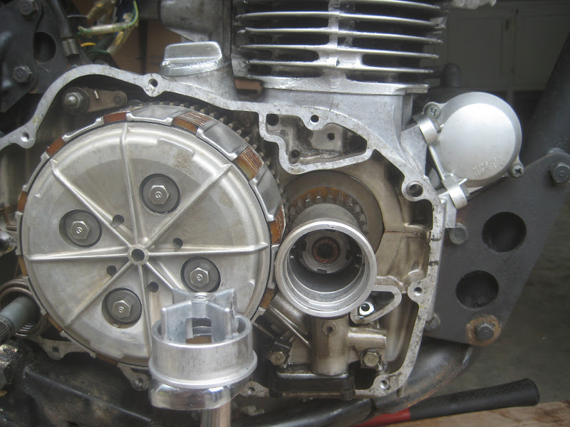 Cb450 Engine Rebuild What Parts To Replace Page 4