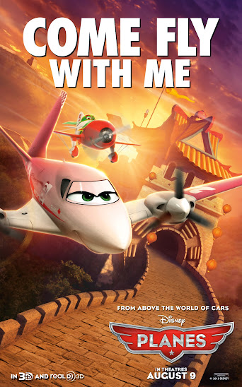 Disney's Planes Come Fly With Me