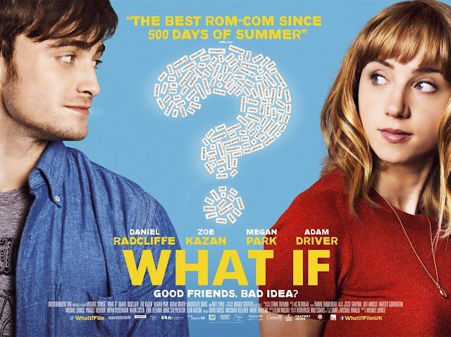Φίλοι ή Κάτι Παραπάνω; (What If) Wallpaper