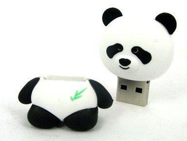 panda panda paradise une cl usb panda. Black Bedroom Furniture Sets. Home Design Ideas