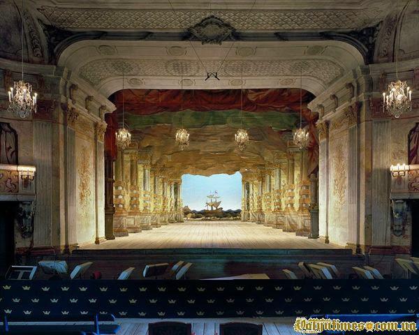 Дроттнінгхолм театр, Стокгольм, Швеція, 2008