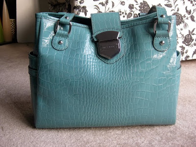 Liz Claiborne Handbag from JCPenney - Photo by Michelle Judd of Taste As You Go