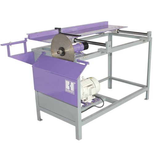 Circular Saw Table With Linear Bearing Sliding Karan Industries