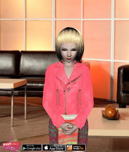 Teen Vogue Me Girl Level 24 - Gossip TV Appearance - Zoey - Snapshot