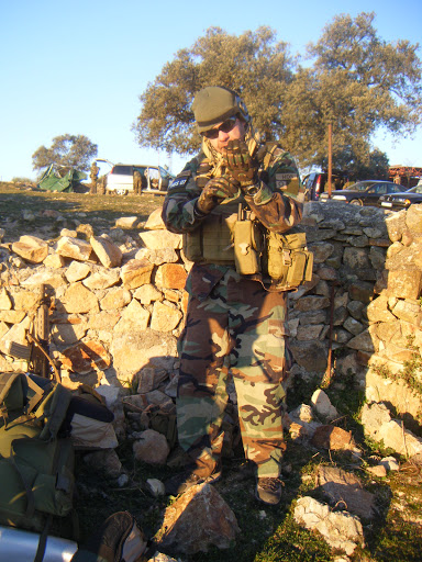 HDS en la Combat training DARK COMPROMISES DSCF7631