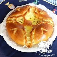 kołacz drożdzowy z serem
