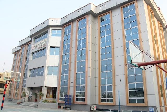 Roots millennium school one world campus