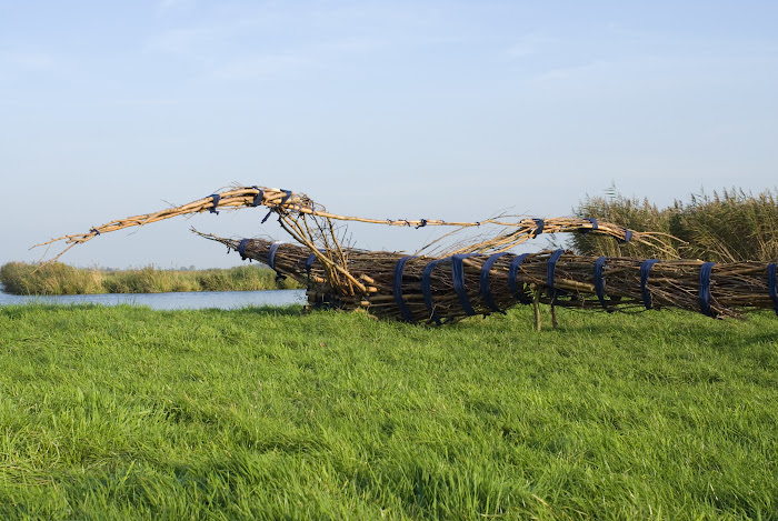 harald schole, vlucht / flight europe, 2008, zaanstad, art and environment