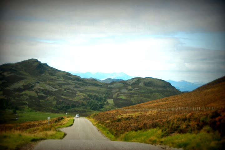 Driving Scotland: Photos from the Road