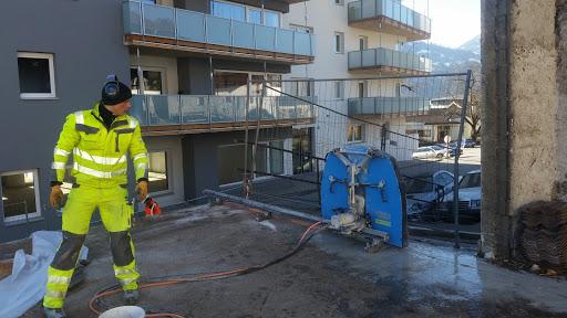 Diamantbohr Österreich GmbH, Löfflerweg 22, 6060 Hall in Tirol, Österreich, Bauunternehmen, state Tirol