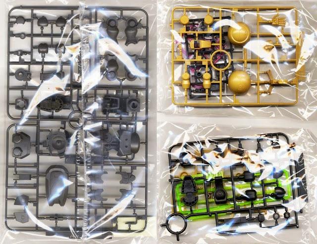 Sản phẩm lắp ghép Gundam Grimoire HG Reconguista in G 1/144 được sản xuất tại Nhật