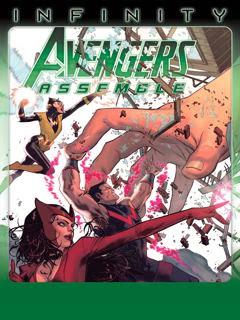 Avengers Assemble #20 español