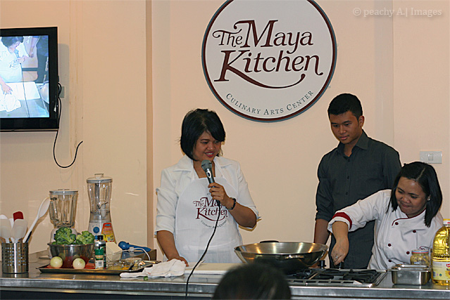 The Healing Diet Lecture at The Maya Kitchen