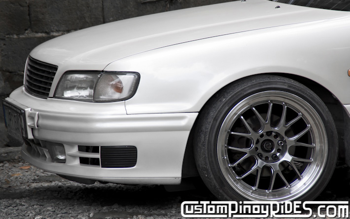 Project Majesty VIP Style Nissan Cefiro A32 Custom Pinoy Rides pic6