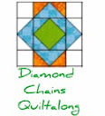 Diamond Squares Quilt Along