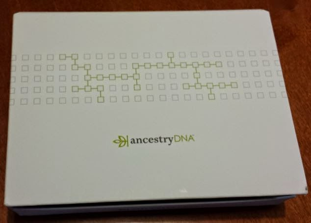 AncestryDNA Kit