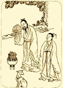 History of Gunpowder: Alchemist Wei Boyang