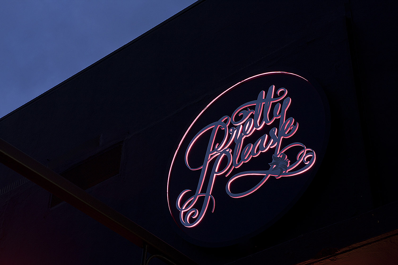 *Pretty Please Lounge:「奢華叢林」 1