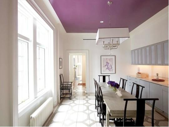 Hohe Decken Farblich Gestalten Wohn Design