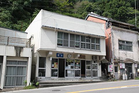 JR四国バス 松山高知急行線 落出駅