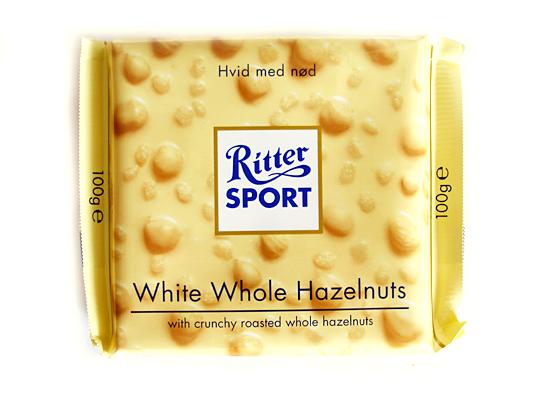 ritter sport white