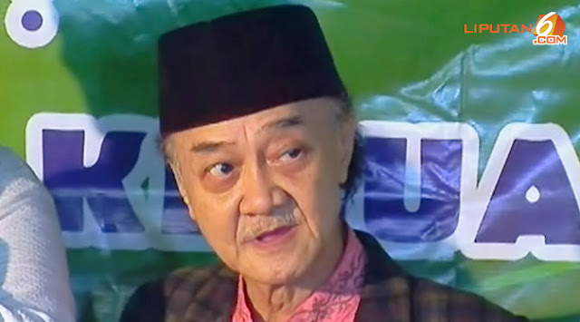 Video eyang Subur muncul