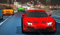 لعبة سيارات السرعة