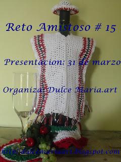 Reto Amistoso #15 de Dulce Maria