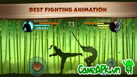Shadow Fight 2 v1.7.7 hack full tiền cho Android