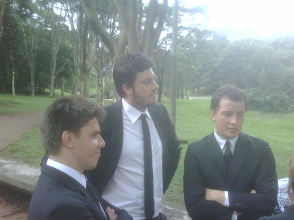 CQC 2011 Gentili, Cortez e Oscar