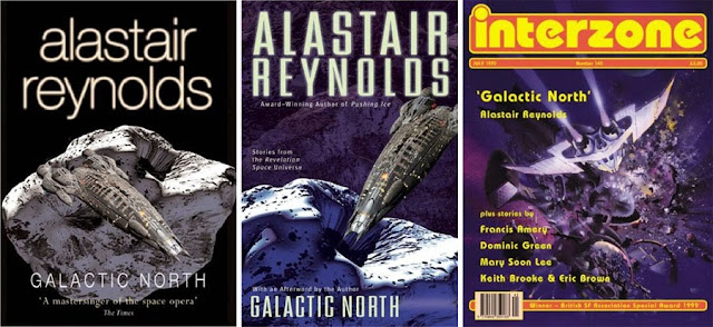 Science Fiction and Fantasy Reading Experience: Alastair
