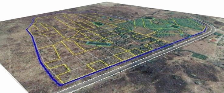 site survey ไร่สมปรารถนา(สวนผึ้ง ราชบุรี)  V19