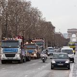 Arrivée des cloches de Notre-Dame de Paris