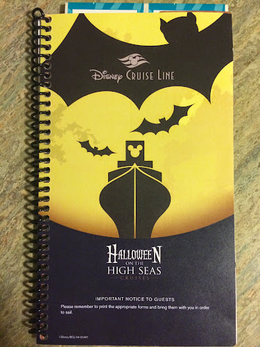 Disney Cruise Line Info Booklet